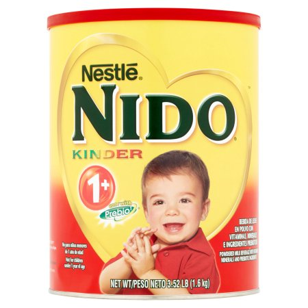 Nestle Nido Kinder 1+ Powdered Milk Beverage, 3.52 lbs