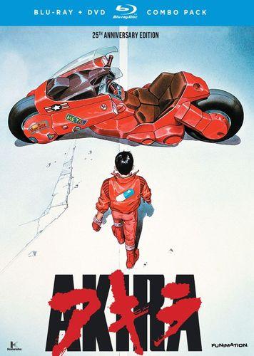 Akira [2 Discs] [Blu-ray/DVD] [1988]