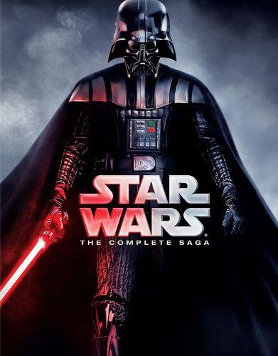 Star Wars: The Complete Saga [Blu-ray]
