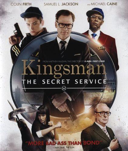 Kingsman: The Secret Service [Blu-ray] [2015]