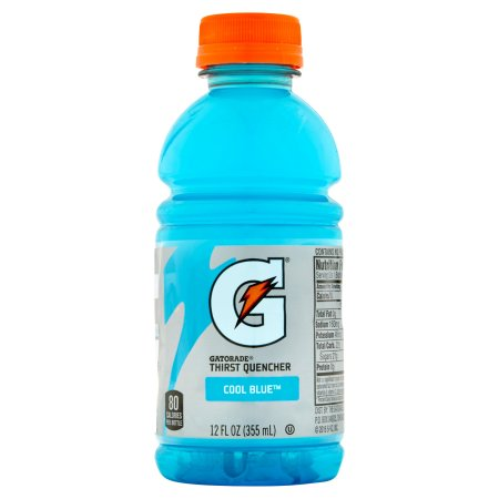 Gatorade Thirst Quencher Cool Blue - 12 PK, 12.0 FL OZ