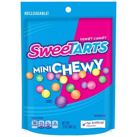 SweeTarts Mini Chewy Candy, 12 oz