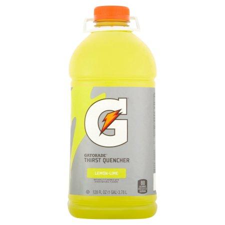 Gatorade® G Series® Perform Lemon-Lime Sports Drink, 128 fl. oz.