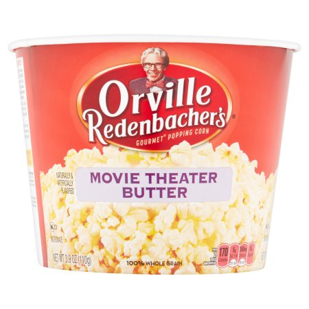 Orville Redenbacher's Movie Theater Butter Microwave Popcorn, 3.9 oz