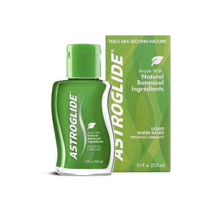 Astroglide All Natural Personal Lubricant, 2.5oz