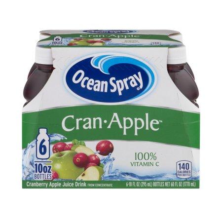 Ocean Spray Cran-Apple Juice Drink - 6 CT