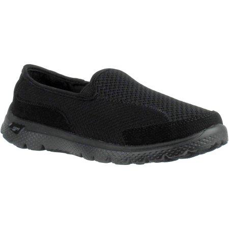 Danskin Now Women's Memory Foam Slip-on Athletic Shoe Wide Width