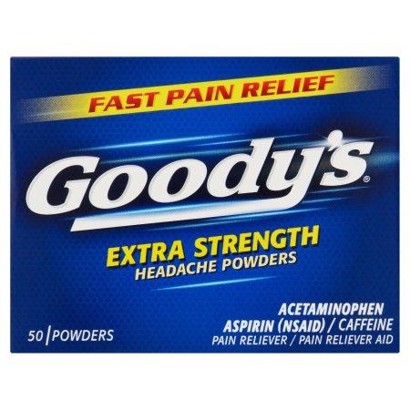 Goody's Extra Strength Headache Powders - 50 CT