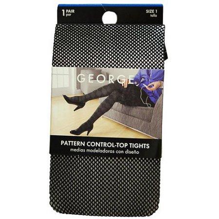 George Women's Fishnet Tights
