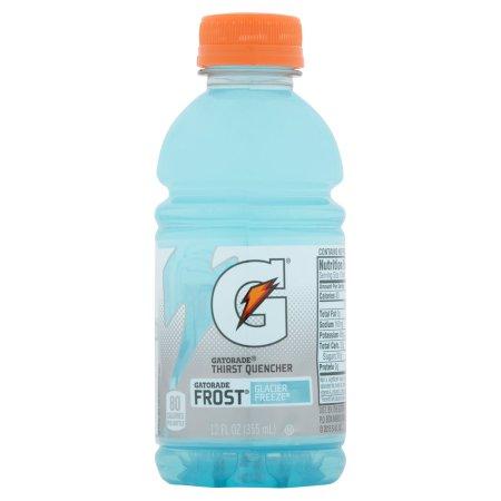 Gatorade Frost® Glacier Freeze Thirst Quencher 12-12 fl. oz. Bottles