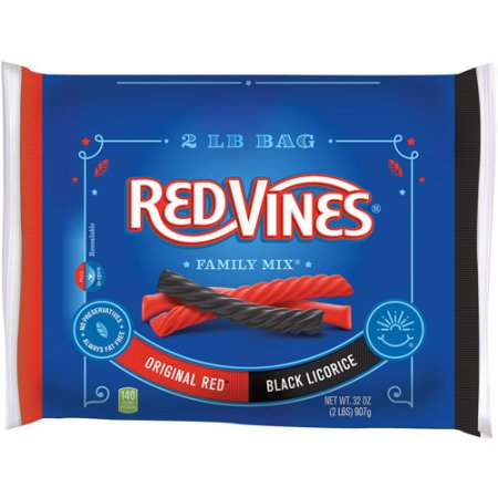 Redvines: Red & Black Family Mix, 32 oz