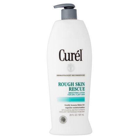 Curél Rough Skin Rescue Smoothing Lotion 20 fl. oz. Pump