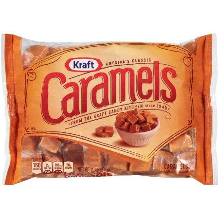 Kraft  Candy Kitchen Caramels, 11 OZ (311g)