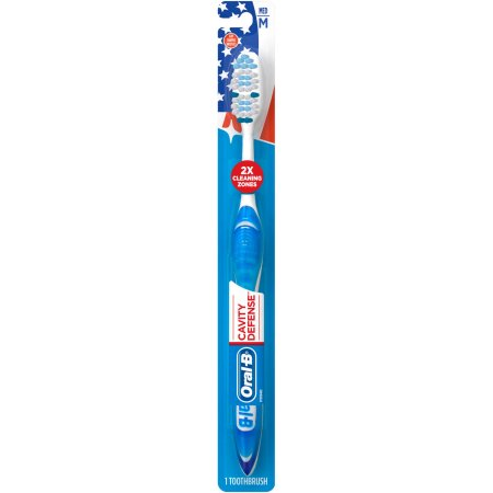 Oral-B Cavity Defense Medium Toothbrush