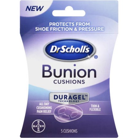 Dr. Scholl's Bunion Cushions, 5 count