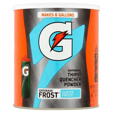 Gatorade G Series® Perform® Frost® Glacier Freeze® Sports Drink Powder 51 oz. Canister