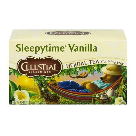 Celestial Tea Sleepytime Vanilla - 20 CT