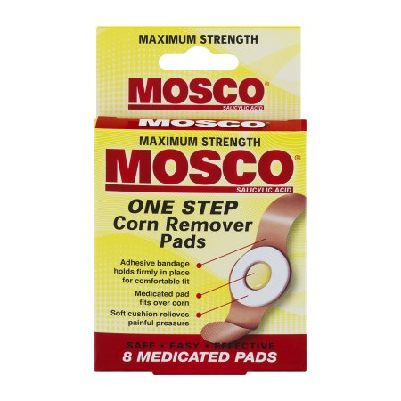 Mosco® One Step Corn Remover Pads - 8 CT