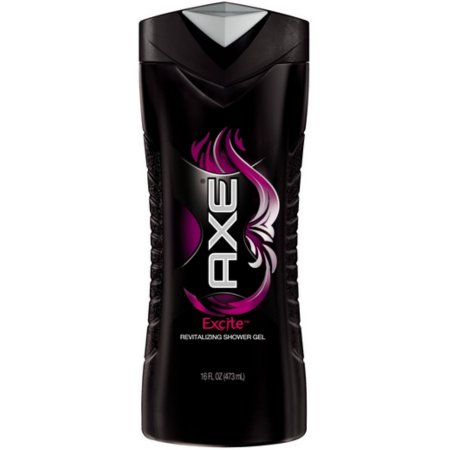 Axe Revitalizing Shower Gel, Excite - 16 Oz