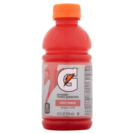 Gatorade® G® Series Perform Fruit Punch Sports Drink 12-12 fl. oz. Bottles
