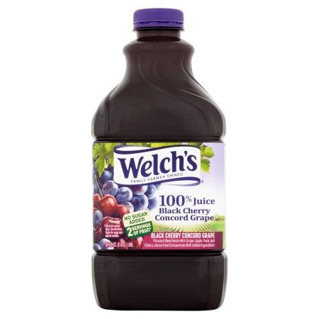 Welch's 100% Black Cherry Concord Grape Juice