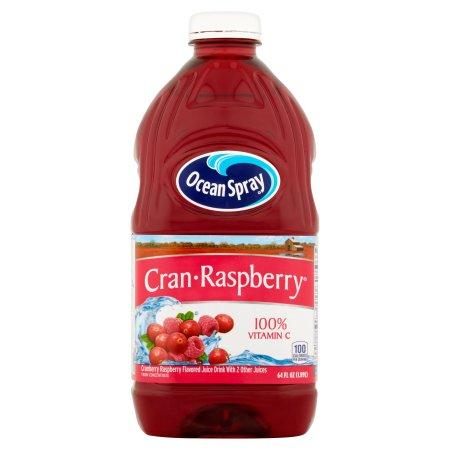 Ocean Spray Cran Raspberry Juice, 64.0 FL OZ