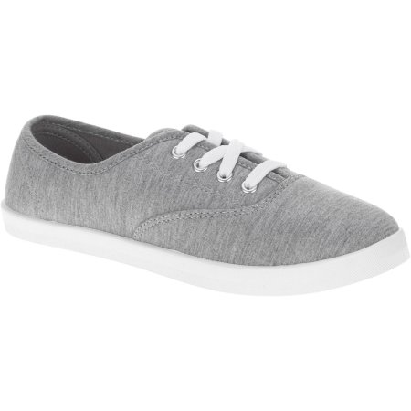 Womens' Jersey Lace-up Sneaker
