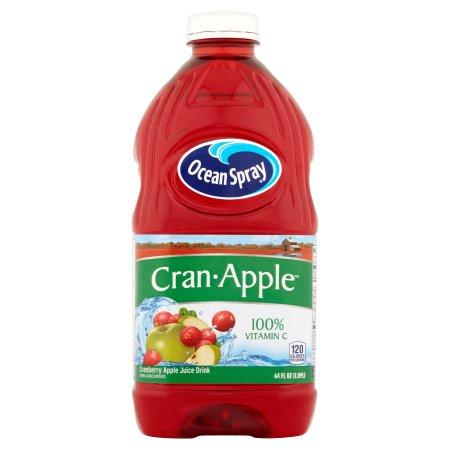 Ocean Spray Cran Apple Juice, 64.0 FL OZ
