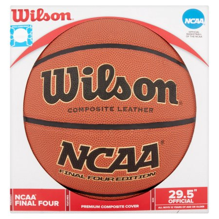Wilson NCAA Final 4 Edition Basketball