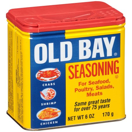 Old Bay® Seasoning Can, 6 oz.