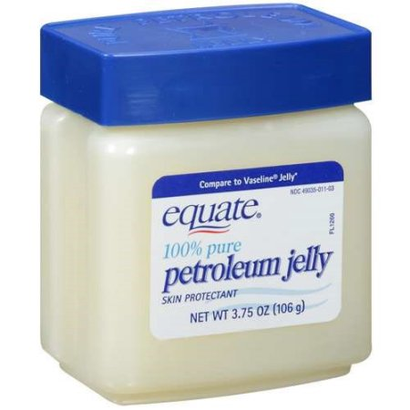 Equate 100% Pure Petroleum Jelly Skin Protectant, 3.75 Oz