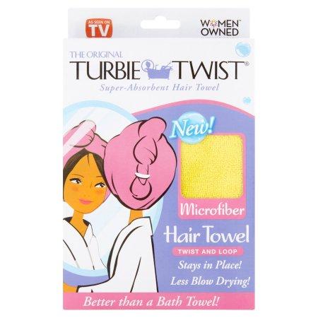 Turbie Twist Microfiber Hair Towel