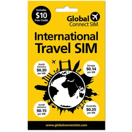Cubic Global Connect SIM