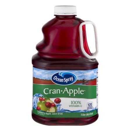 Ocean Spray Cran-Apples Juice Drink, 101.4 FL OZ
