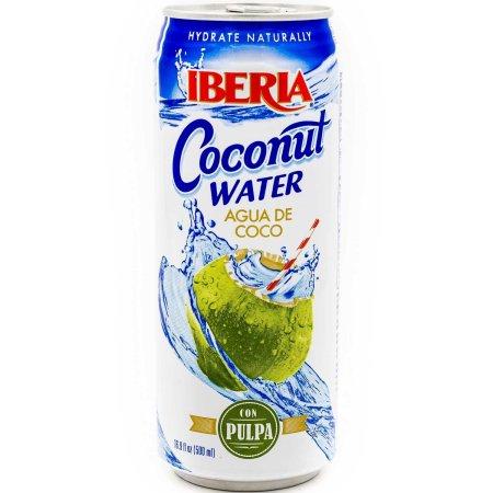 Iberia, Coconut Water, 16.9 oz
