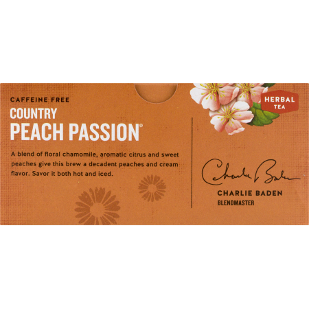 Celestial Tea Country Peach Passion - 20 CT