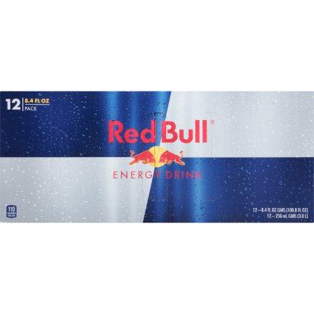 Red Bull® Energy Drink 12-8.4 fl. oz. Cans