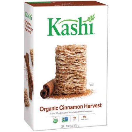 Kashi Organic Cinnamon Harvest Cereal 16.3 oz