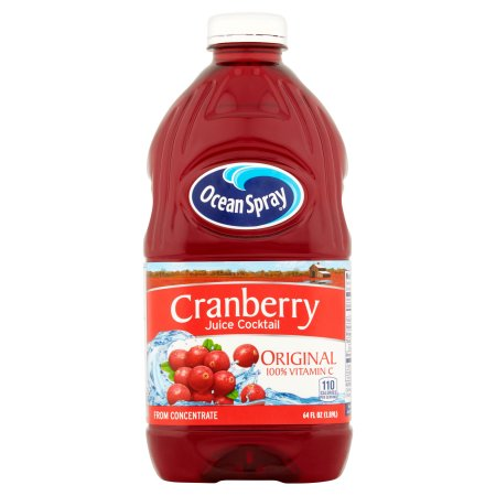 Ocean Spray Cranberry Juice Cocktail Original, 64.0 FL OZ