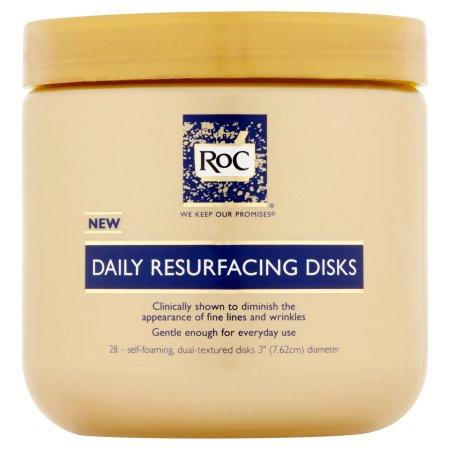 RoC Daily Resurfacing Disks, 28 Count