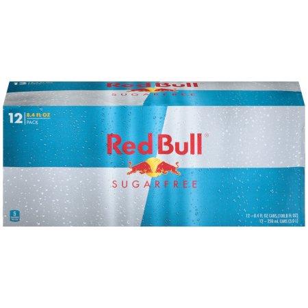 Red Bull® Sugarfree Energy Drink 12-8.4 fl. oz. Cans