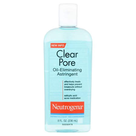 Neutrogena Oil-Eliminating Astringent Clear Pore 8fl oz