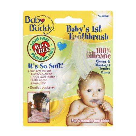 Baby Buddy Baby's 1st Toothbrush, 1.0 CT