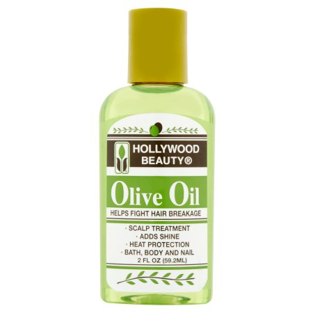 Hollywood Beauty Olive Oil Hair Treatment, 2.0 FL OZ