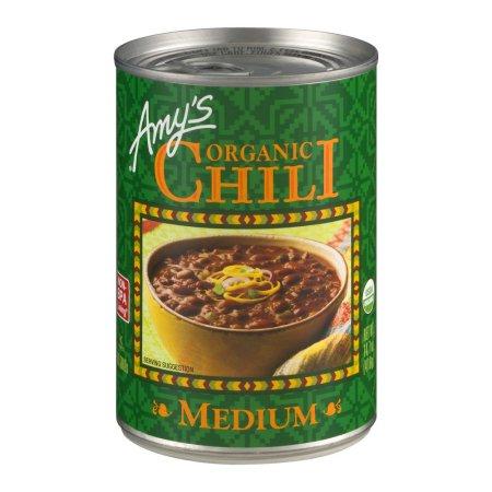 Amy's Organic Chili Medium, 14.7 OZ