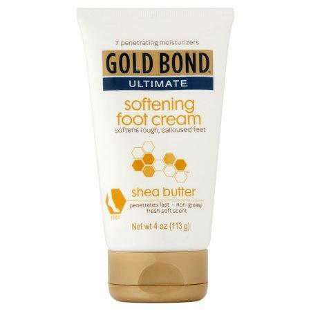 Gold Bond Ultimate Softening Foot Cream, 4 oz