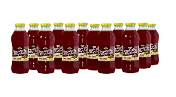 Grace Tropical Rhythms Bottled Juice Sorrel Ginger 12-pack